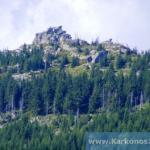 Wysoki Granit Bażynowe Skały