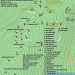 Mapka okolic Chatki AKT