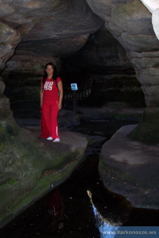 Kamienny labirynt