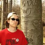Znaki na drzewach