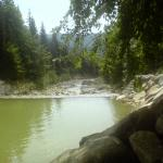 Rzeka Łaba