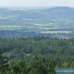 Widok na kotlinę z Grabowca