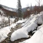Topniejące śniegi