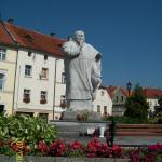 Pomnik w Świebodzicach