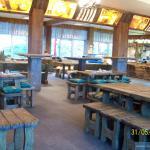 Restauracja w dolnej stacji wyciągu