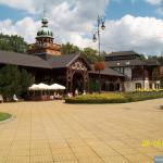 Dom Zdrojowy w Szczawnie Zdrój