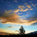 Szklarska Poręba o wschodzie słońca