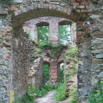 Ruiny Zamku Świecie
