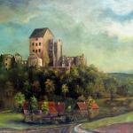 Zamek Świny koło Bolkowa
