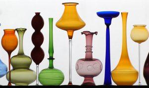Wyroby szklane w Galerii Szkła